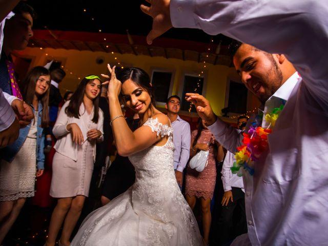 La boda de Juan Pablo y Alondra en Teúl de González Ortega, Zacatecas 162