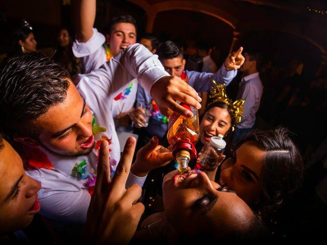 La boda de Juan Pablo y Alondra en Teúl de González Ortega, Zacatecas 168