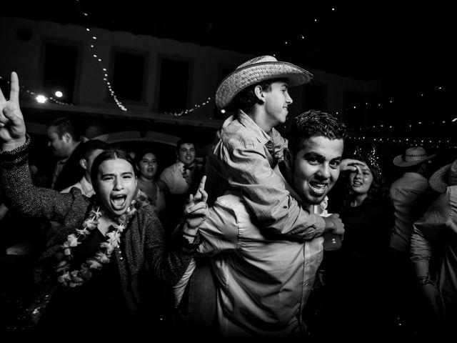 La boda de Juan Pablo y Alondra en Teúl de González Ortega, Zacatecas 182