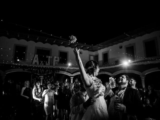 La boda de Juan Pablo y Alondra en Teúl de González Ortega, Zacatecas 187