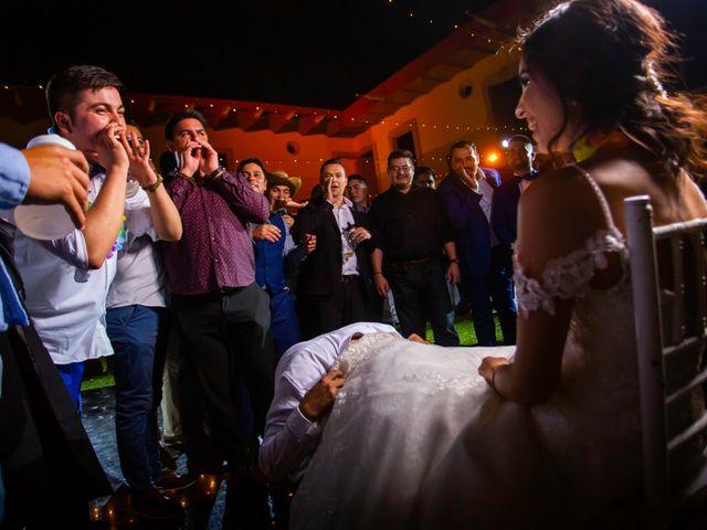 La boda de Juan Pablo y Alondra en Teúl de González Ortega, Zacatecas 190