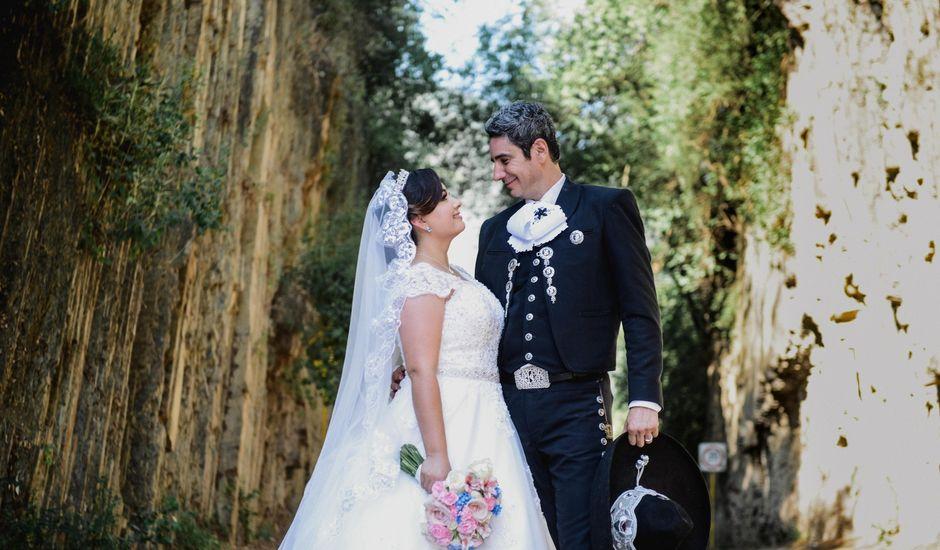 La boda de Hector y Laura en Santiago, Nuevo León