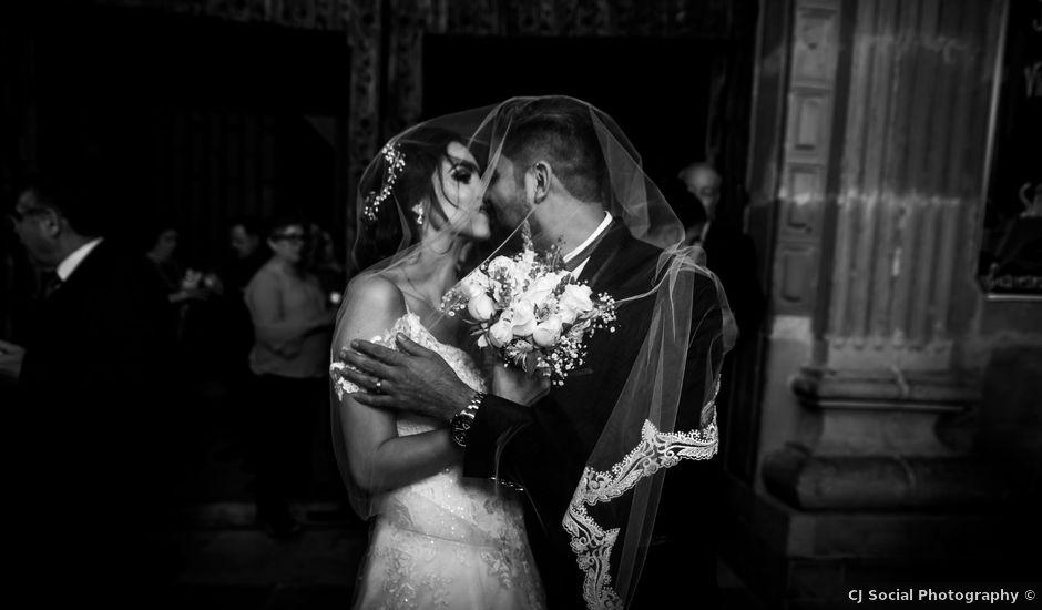 La boda de Juan Pablo y Alondra en Teúl de González Ortega, Zacatecas