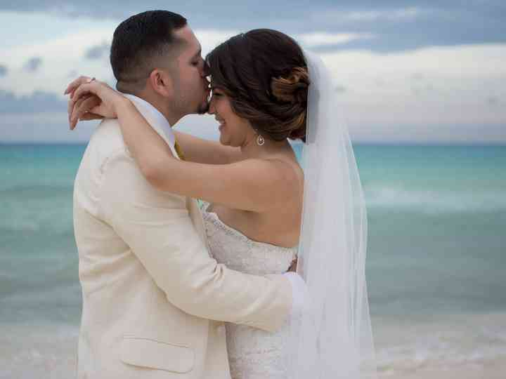 La boda de Rubí y Omar