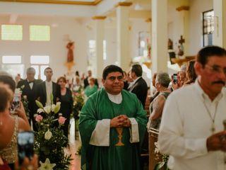 La boda de Lupita y Francisco 2