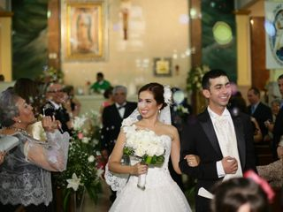 La boda de Lupita y Francisco
