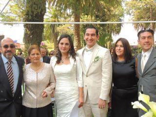 La boda de Anyeli y Alfredo 2