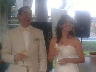 La boda de Anyeli y Alfredo