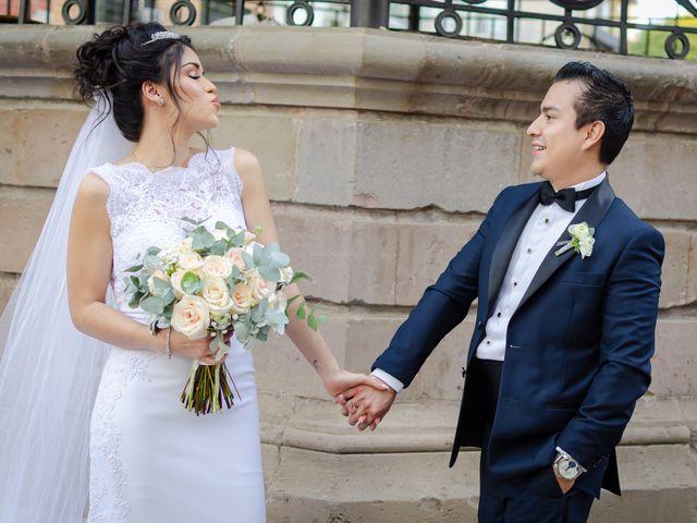 La boda de Ximena y Andrés
