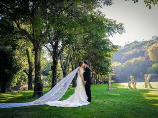 La boda de Ellie y Kevin