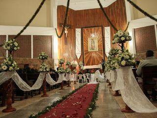 La boda de Karla y Alan 1