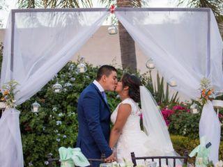 La boda de Gisela y Toño