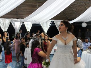 La boda de Larisa y Rafael 2