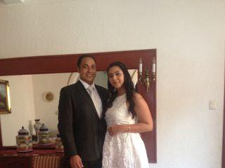 La boda de Fátima  y José Roberto
