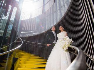 La boda de Princey y Eduardo