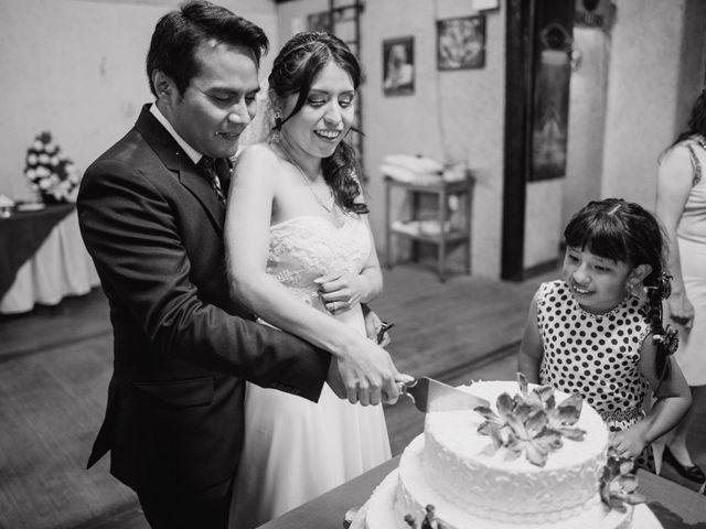 La boda de Miriam y Edgar