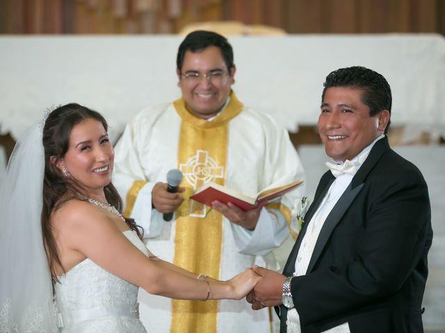 La boda de Gicela y Joel
