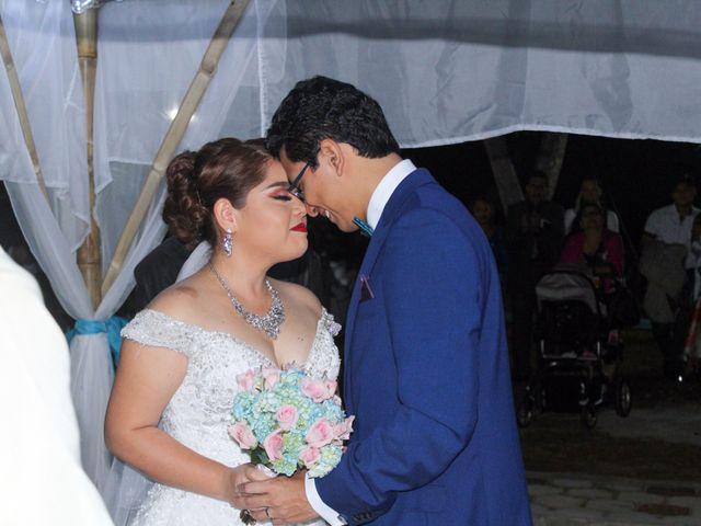 La boda de Larisa y Rafael