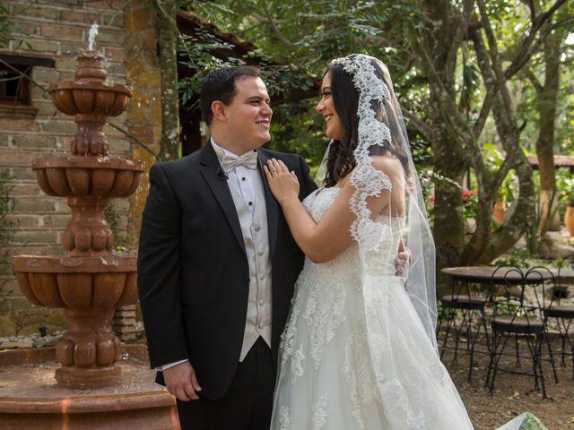 La boda de Erika y Jose Carlos