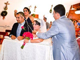 La boda de Thalia y Daniel 1
