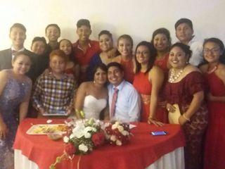 La boda de Saul Antonio Zavala Jimeno y Guadalupe Pavon Gomez 2