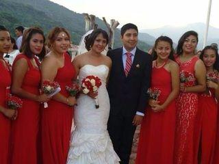 La boda de Saul Antonio Zavala Jimeno y Guadalupe Pavon Gomez 3