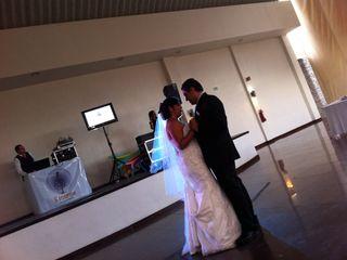 La boda de Luis  y Bertha