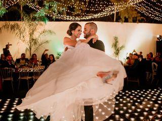 La boda de Jorge Alder y Gabriela Ximena