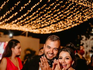 La boda de Jorge Alder y Gabriela Ximena  2