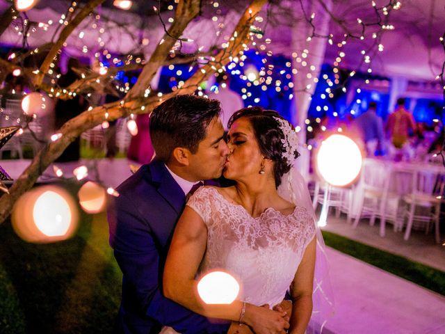 La boda de Jorge y Rocío
