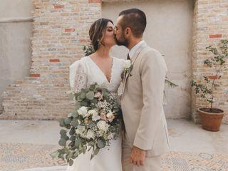La boda de Fili y Gaby