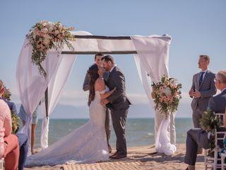 La boda de Kaylee y Adam
