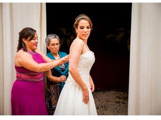 La boda de Mariana y Israel 1