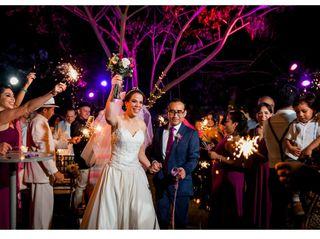 La boda de Mariana y Israel