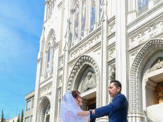 La boda de Ana y Josué 2