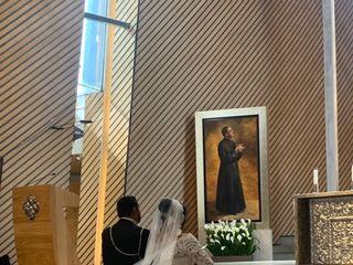 La boda de Adriana  y Óscar  1