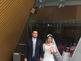La boda de Adriana  y Óscar  2