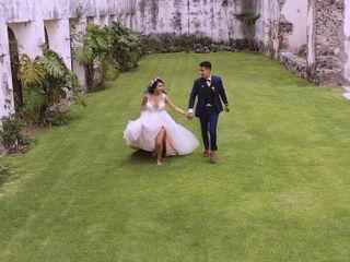 La boda de Angie y John 3
