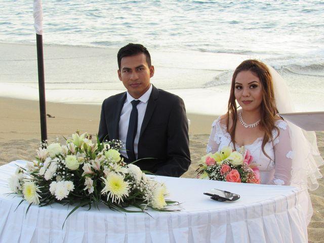 La boda de jhon fredy sanchez cuelo y maria luisa colin rosales