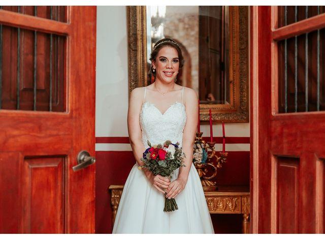 La boda de Israel y Mariana en Conkal, Yucatán 6