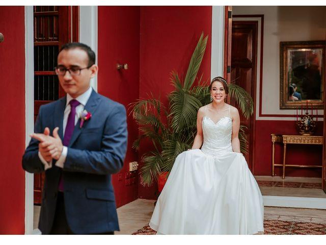 La boda de Israel y Mariana en Conkal, Yucatán 7