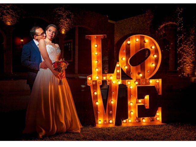 La boda de Israel y Mariana en Conkal, Yucatán 8