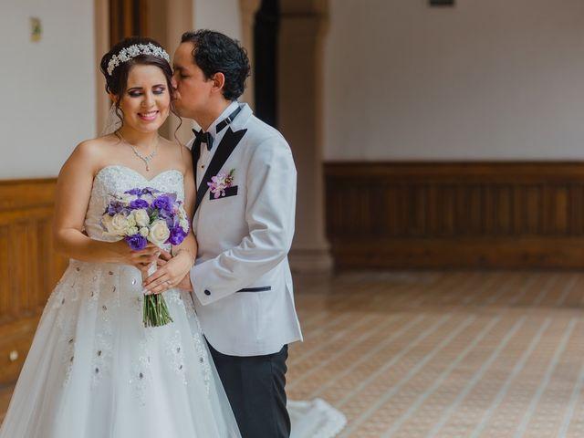 La boda de Carlos y Cecilia en Monterrey, Nuevo León 2