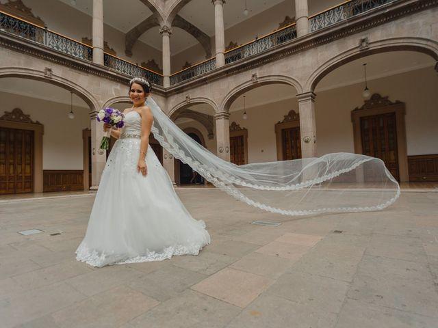 La boda de Carlos y Cecilia en Monterrey, Nuevo León 4