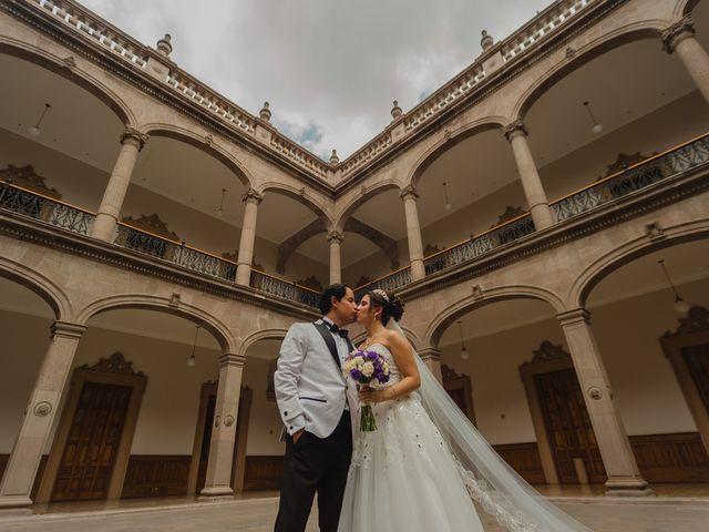 La boda de Carlos y Cecilia en Monterrey, Nuevo León 5