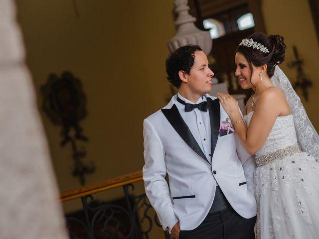 La boda de Carlos y Cecilia en Monterrey, Nuevo León 1
