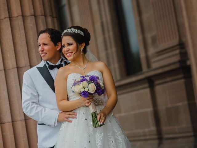 La boda de Carlos y Cecilia en Monterrey, Nuevo León 7