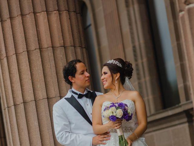 La boda de Carlos y Cecilia en Monterrey, Nuevo León 8