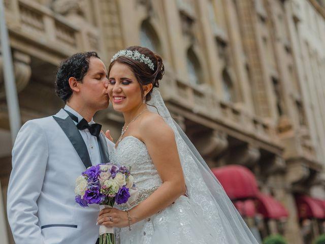 La boda de Carlos y Cecilia en Monterrey, Nuevo León 10