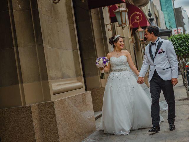 La boda de Carlos y Cecilia en Monterrey, Nuevo León 11